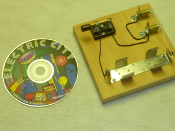 Indiana 4-H Division 1 Series/Parallel Circuit Board Kit