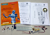 "Tron.ix ""Oscillators & Amplifiers"" Experiment Book 3 & Lab Kit"