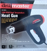 1500 Watt Dual Temperature Heat Gun