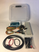 Arduino Microprocessor Kit with plastic storage case, Arduino Mega