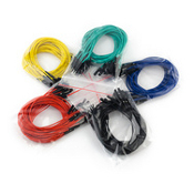 "1 pin, 12"" M/F Jumper Wires, 100 pack"